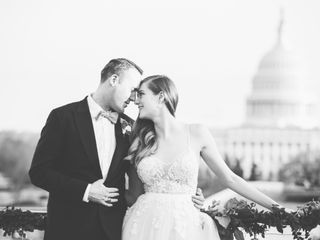 Emily and Daniel's Wedding in Washington, District of Columbia 3