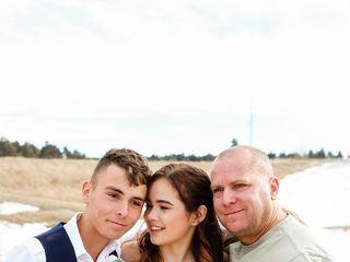 The wedding of Alana and Brett 2