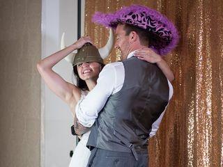 The wedding of Nikki and Clark 1