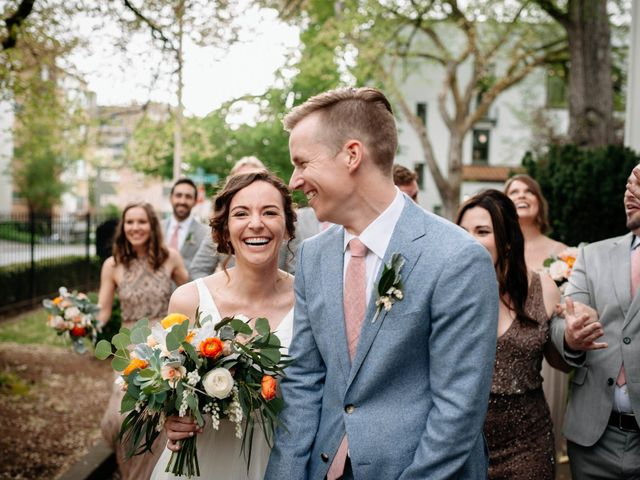 Jackson and Molly's Wedding in Seattle, Washington 99