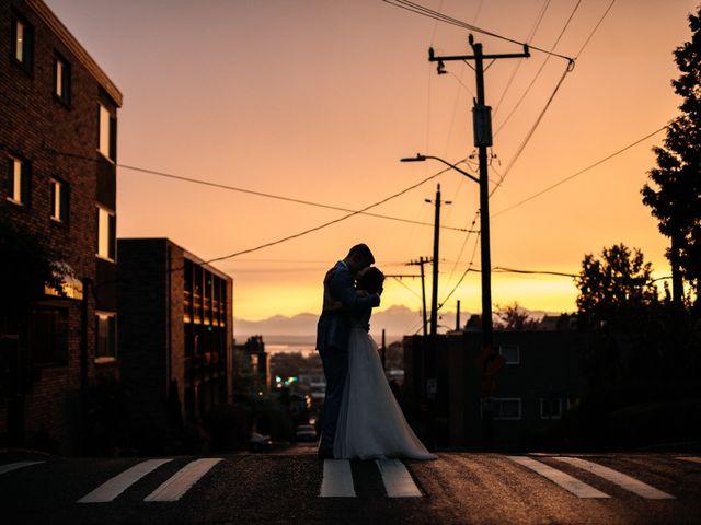 Jackson and Molly's Wedding in Seattle, Washington 145
