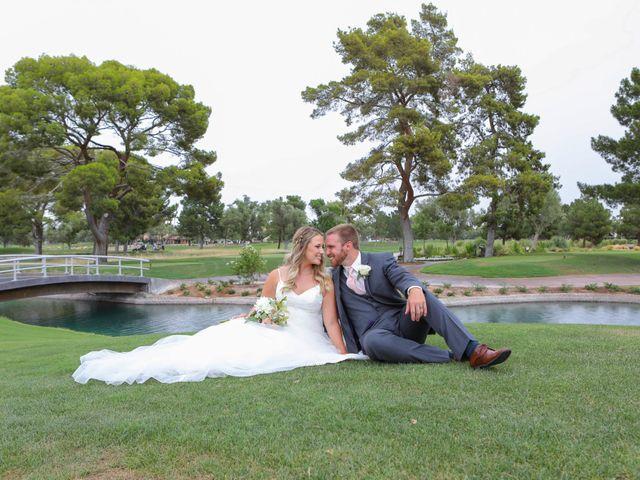 The wedding of Lauren and Darrin