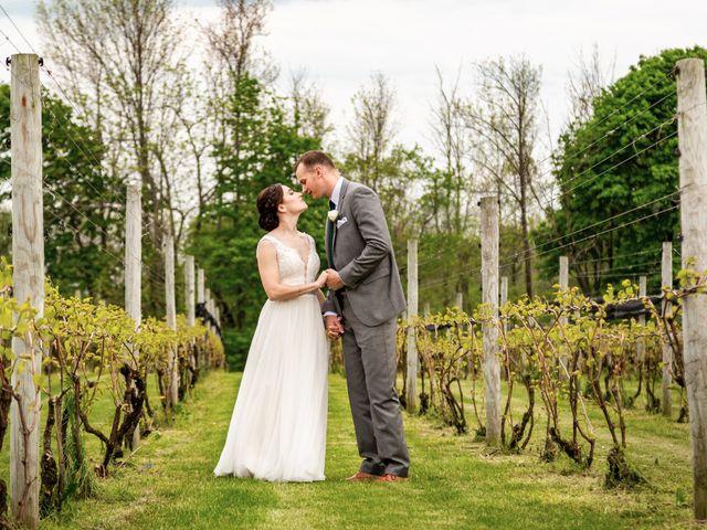 John and Bridget's Wedding in Cazenovia, New York 1