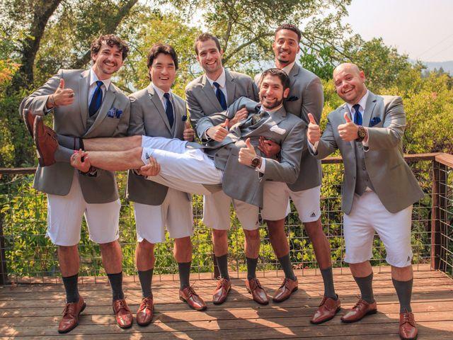 Scott and Cat's Wedding in Sonoma, California 7