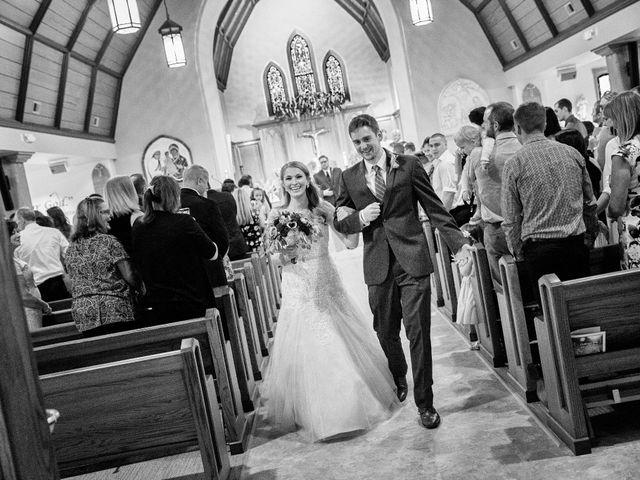 Tyler and Lauren's Wedding in Pewaukee, Wisconsin 18