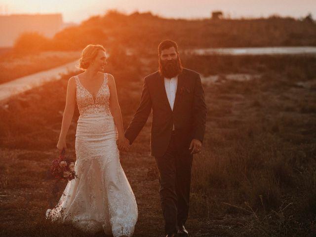 Azelin and Paul's Wedding in Santorini, Greece 3