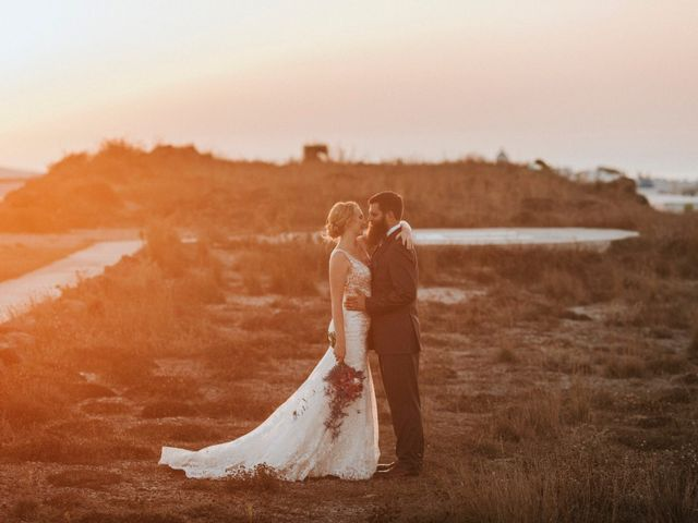 Azelin and Paul's Wedding in Santorini, Greece 4