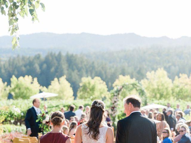 Jamis and Maddie's Wedding in Saint Helena, California 6