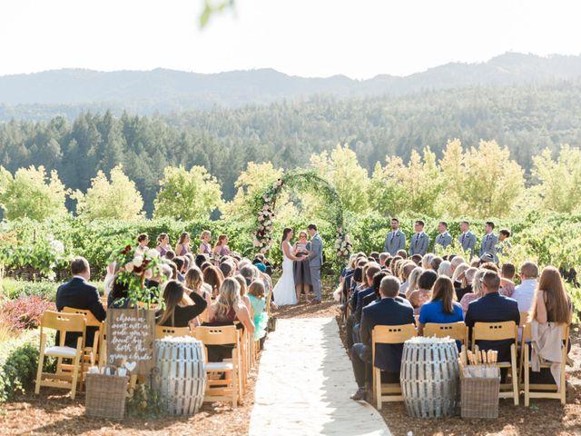 Jamis and Maddie's Wedding in Saint Helena, California 14
