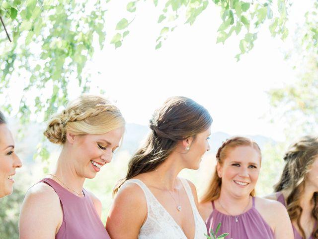 Jamis and Maddie's Wedding in Saint Helena, California 22