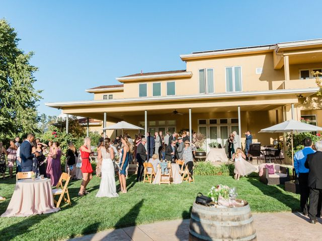 Jamis and Maddie's Wedding in Saint Helena, California 27