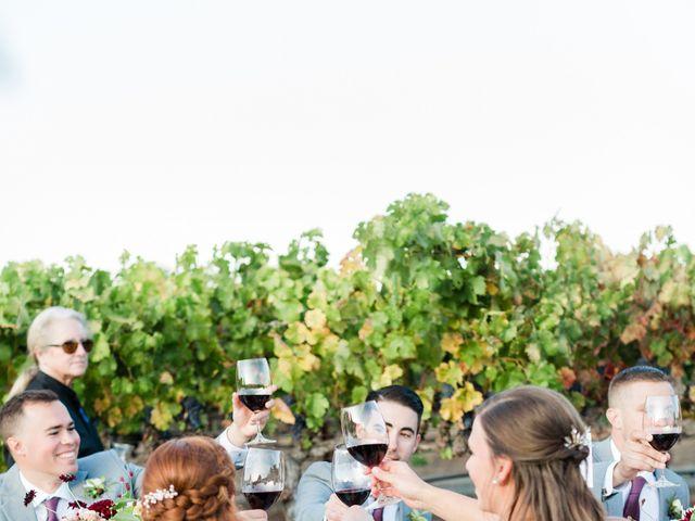 Jamis and Maddie's Wedding in Saint Helena, California 30