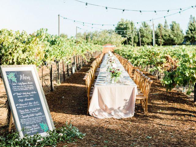 Jamis and Maddie's Wedding in Saint Helena, California 33