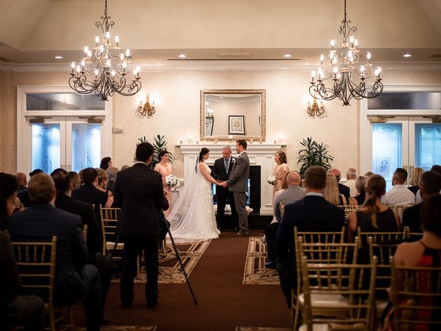 Clark and Nikki's Wedding in Raleigh, North Carolina 5