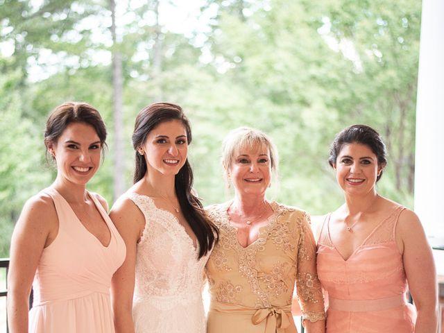 Clark and Nikki's Wedding in Raleigh, North Carolina 10
