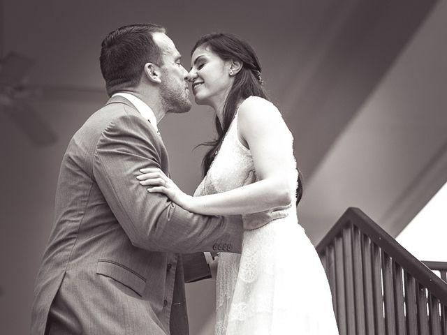 Clark and Nikki's Wedding in Raleigh, North Carolina 12