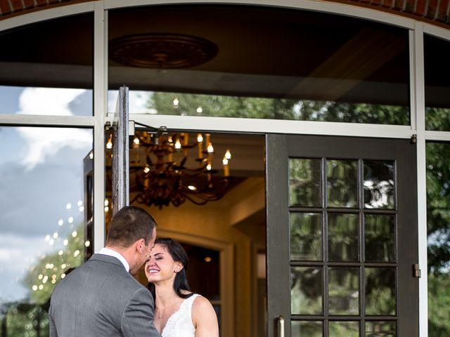 Clark and Nikki's Wedding in Raleigh, North Carolina 15