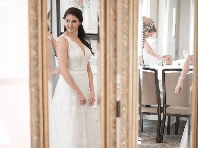 Clark and Nikki's Wedding in Raleigh, North Carolina 17