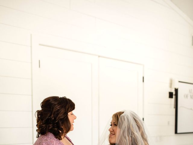 Dani and Will's Wedding in Montgomery, Texas 3