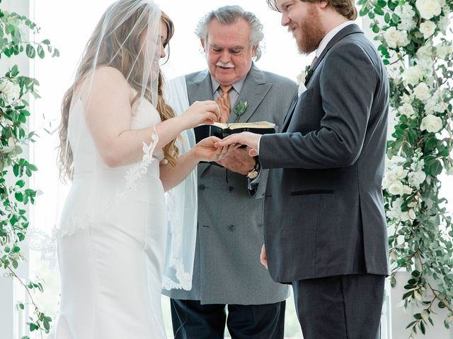Dani and Will's Wedding in Montgomery, Texas 10