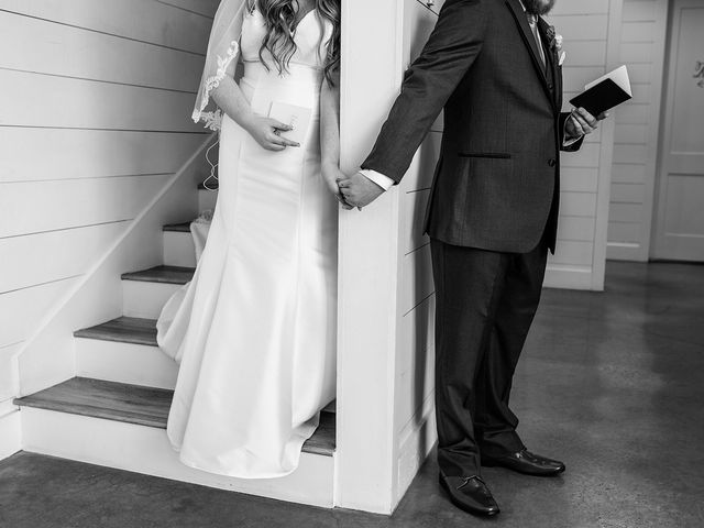 Dani and Will's Wedding in Montgomery, Texas 14