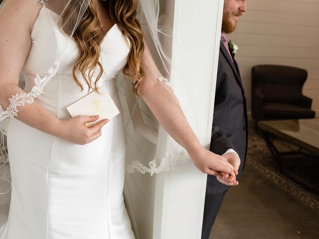 Dani and Will's Wedding in Montgomery, Texas 15