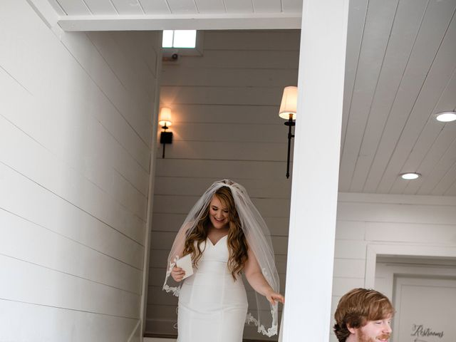 Dani and Will's Wedding in Montgomery, Texas 16