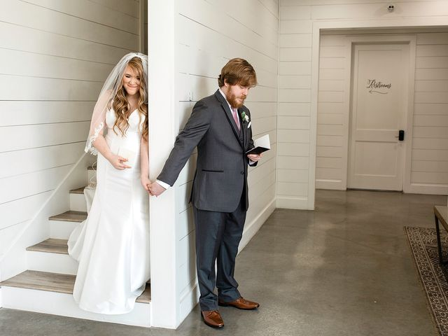 Dani and Will's Wedding in Montgomery, Texas 17