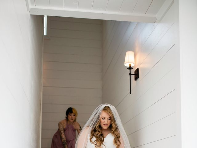Dani and Will's Wedding in Montgomery, Texas 18
