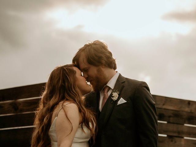 Dani and Will's Wedding in Montgomery, Texas 21