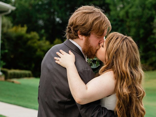 Dani and Will's Wedding in Montgomery, Texas 23