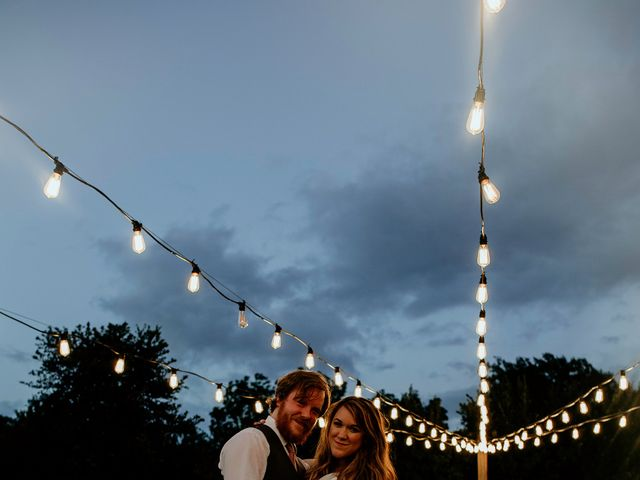 Dani and Will's Wedding in Montgomery, Texas 26