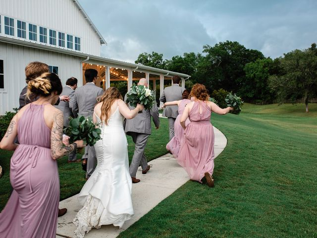 Dani and Will's Wedding in Montgomery, Texas 28