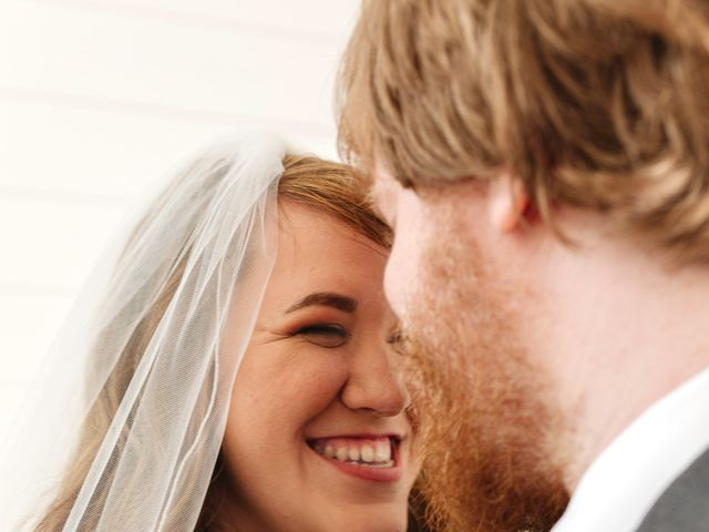 Dani and Will's Wedding in Montgomery, Texas 29