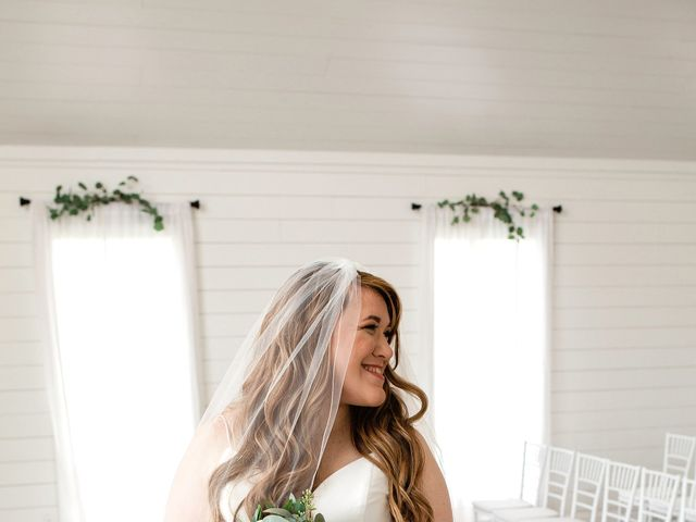 Dani and Will's Wedding in Montgomery, Texas 34