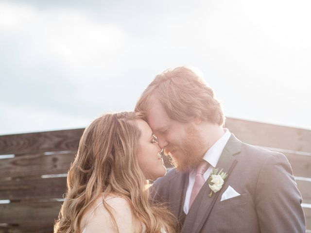 Dani and Will's Wedding in Montgomery, Texas 36