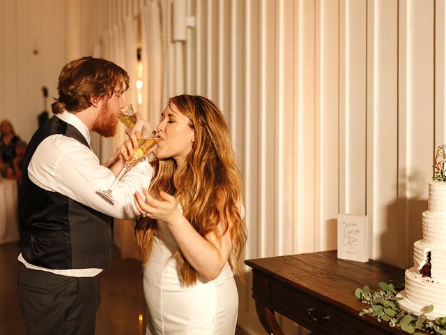 Dani and Will's Wedding in Montgomery, Texas 37