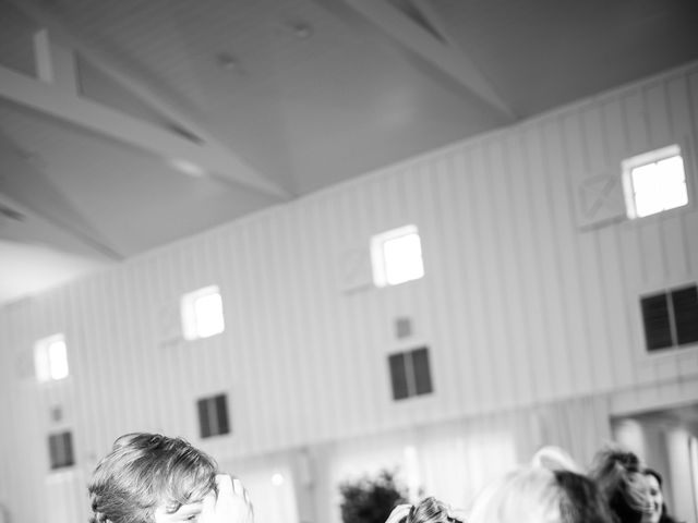 Dani and Will's Wedding in Montgomery, Texas 38