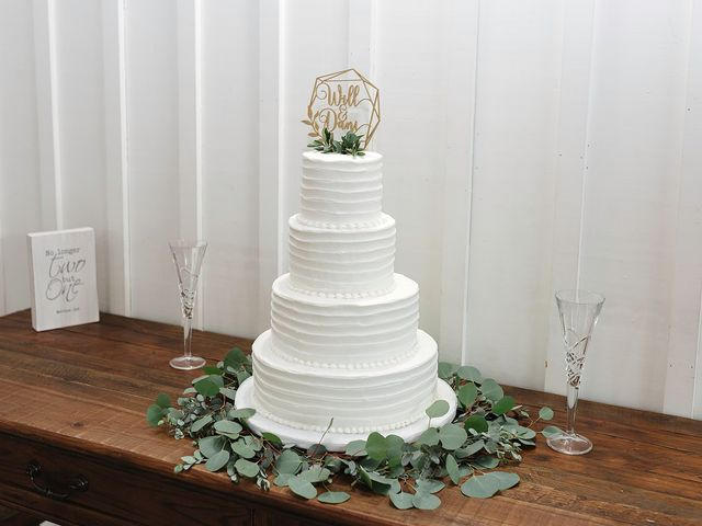 Dani and Will's Wedding in Montgomery, Texas 40