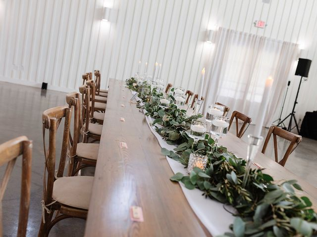 Dani and Will's Wedding in Montgomery, Texas 42