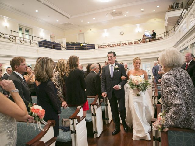 Taylor and Brett's Wedding in Princeton, New Jersey 7