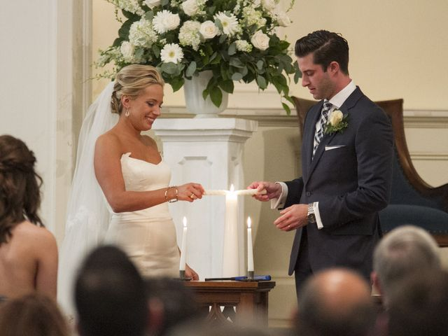 Taylor and Brett's Wedding in Princeton, New Jersey 9
