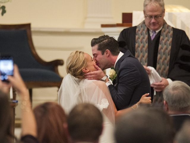 Taylor and Brett's Wedding in Princeton, New Jersey 10