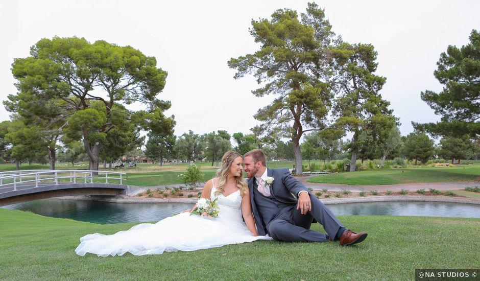 Darrin and Lauren's Wedding in Las Vegas, Nevada