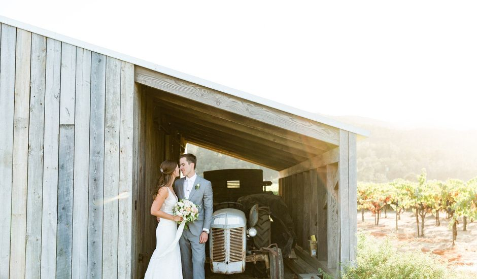 Jamis and Maddie's Wedding in Saint Helena, California