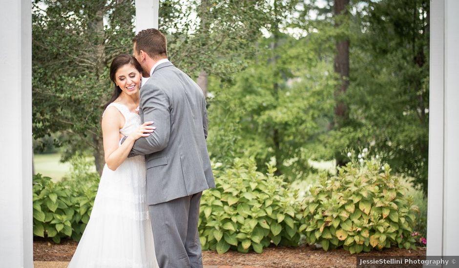 Clark and Nikki's Wedding in Raleigh, North Carolina