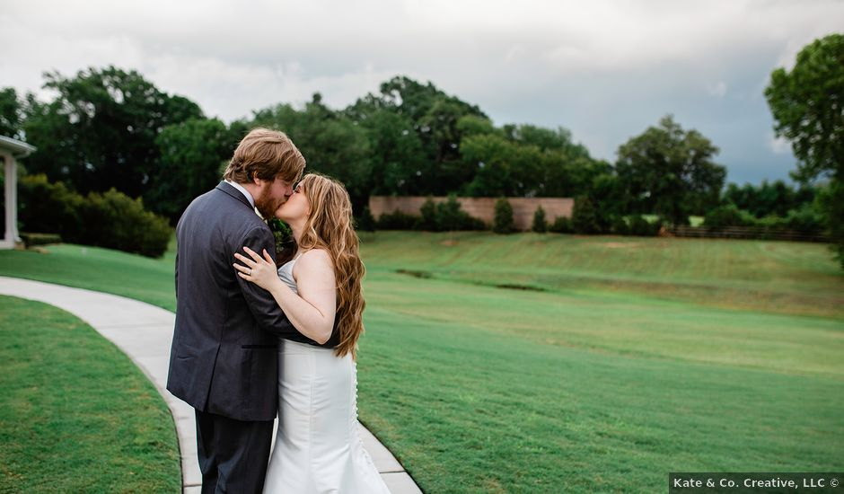 Dani and Will's Wedding in Montgomery, Texas