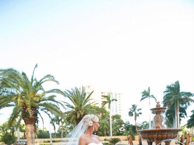 Sarah and Troy's Wedding in Sarasota, Florida 3