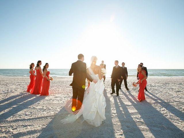 Sarah and Troy's Wedding in Sarasota, Florida 1
