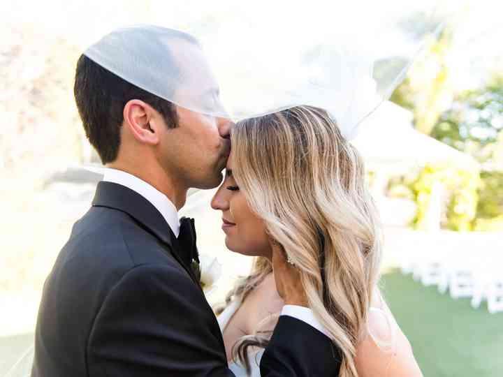 The wedding of Lauren and Brandon